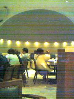 オーロラカフェ
