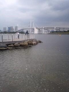 お台場 〜海浜公園〜