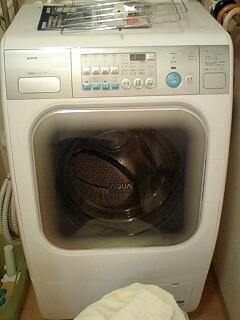 洗濯機がドラム式