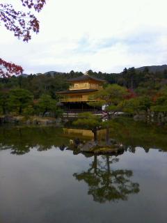 京都・清水寺と金閣寺