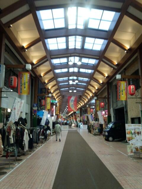 大須の商店街(名古屋)