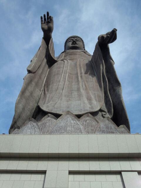牛久大仏(茨城)