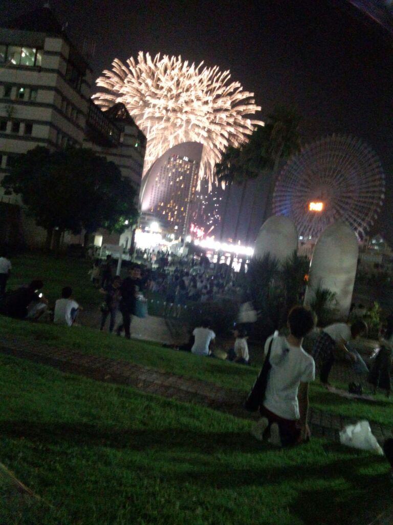 神奈川新聞花火大会